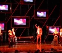 Embedded thumbnail for «Любовь к трем апельсинам», С.С. Прокофьев, 2009, временная сцена на Новом Арбате