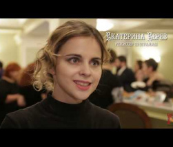 Embedded thumbnail for Рождественский Бал проекта театротерапия