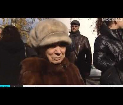 Embedded thumbnail for Москва 24 - Памятник Хворостовскому открыли на Новодевичьем кладбище