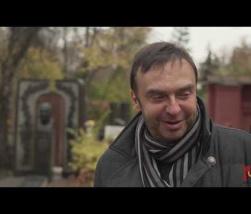 Embedded thumbnail for Открытие памятника Дмитрию Хворостовскому 2019