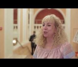 Embedded thumbnail for Юбилей Нины Лебедевой